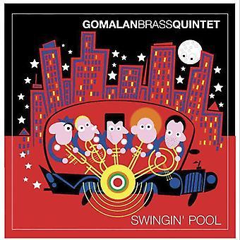 Gomalan Brass Quintet - Swingin ' Pool [CD] USA import