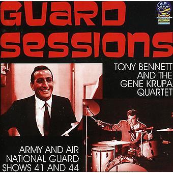 Tony Bennet & Gene Krupa - Guard Sessions [CD] USA import