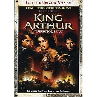 King Arthur [DVD] USA import
