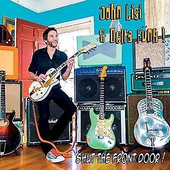 John Lisi - Shut the Front Door [CD] USA import
