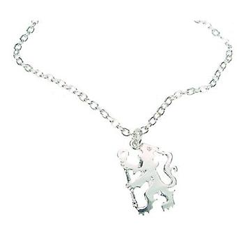Chelsea Silver Plated Pendant & Chain LN