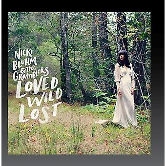 Nicki Bluhm - importation USA aimé sauvage perdu [CD]