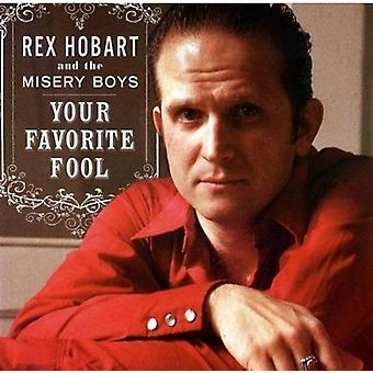 Hobart/Misery Boys - Your Favorite Fool [CD] USA import