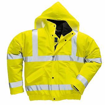 Portwest الرجال Sealtex الترا مرحبا فيس سلامة ملابس العمل نمط سترة