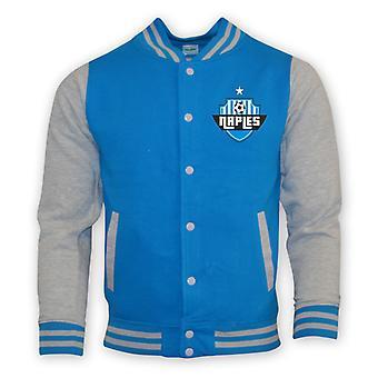 Napoli Colegiul de baseball jacheta (cerul albastru)-copii