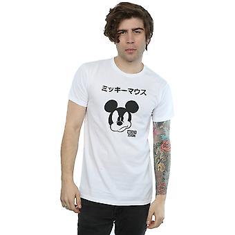 Męskie Disney Myszka Miki japoński T-Shirt
