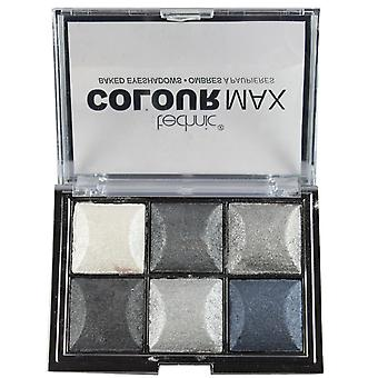 Technic Colour Max Eyeshadow Palette Silverado