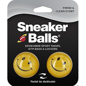 Sneakerballs deodorante scarpa deodorante - faccia felice