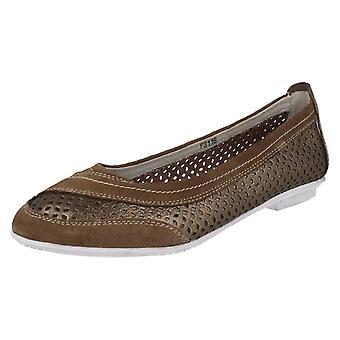 Ladies Eaze Comfort Flats