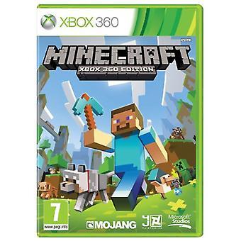 Minecraft (Xbox 360)-in de fabriek verzegeld