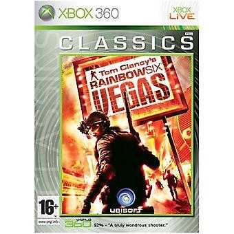 Rainbow Six Vegas - Classics Edition (Xbox 360) - Fabrik versiegelt
