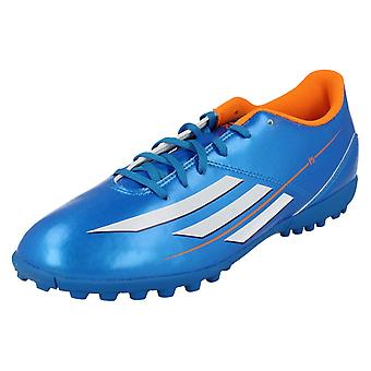 Mens Adidas Football/Soccer Trainers F5 TRX TF