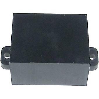 Kemo G061 modulaire tubage de 30 x 25 x 15 thermoplastique noir 1 PC (s)