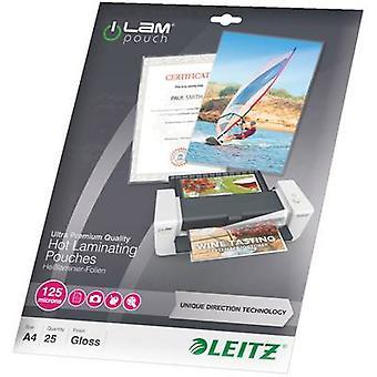 Leitz laminaat blad A4 125 micron glanzend 25 PC (s)