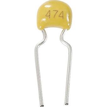 Holystone RDCX683K050DKA Ceramic capacitor Radial lead 68 nF 50 V DC 10 % 1 pc(s)
