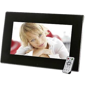 Intenso Media Stylist Digital photo frame 35.6 cm 14 inch 1366 x 768 p Black