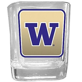 Washington Huskies NCAA Logo Schnapsglas