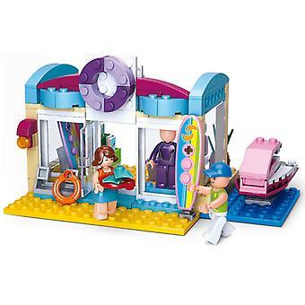 Sluban M38-B0603 Girls Dream Strandartikelen Shop 192-delig