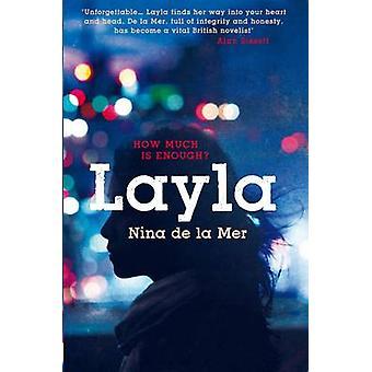 Layla by Nina de la Mer - 9781908434296 Book