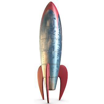 Rocket (Retro - stiliserade) - Lifesize kartong släppandet / stående