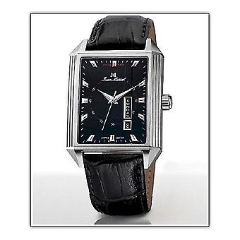 Jean Marcel Quadrum II mens wristwatch automatic 160.265.33