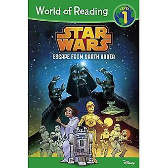 Star Wars: Flucht aus Darth Vader (Star Wars: Welt des Lesens Stufe 1)