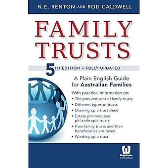 Familienstiftungen: Eine schlichte englische Anleitung für australischen Familien