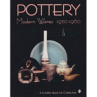 Keramik, moderne waren 1920-1960 (Schiffer Buch für Sammler)