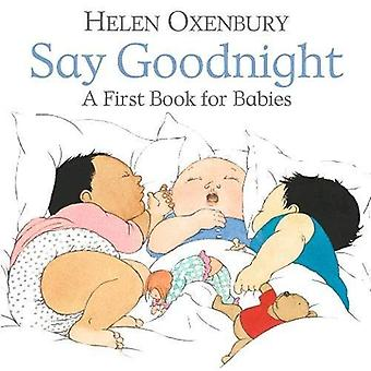 Dire buonanotte: Un primo libro per bambini [scheda libro]