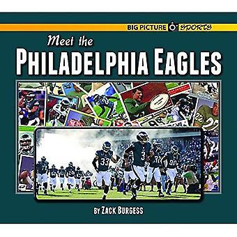 Möt Philadelphia Eagles (stora bilden sport)
