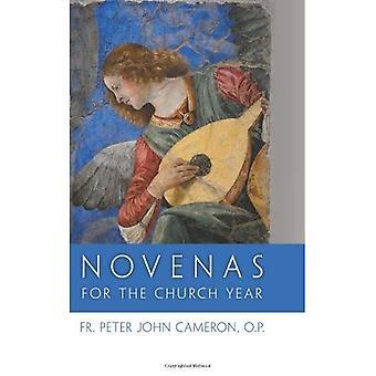 Neuvaines pour l'année liturgique