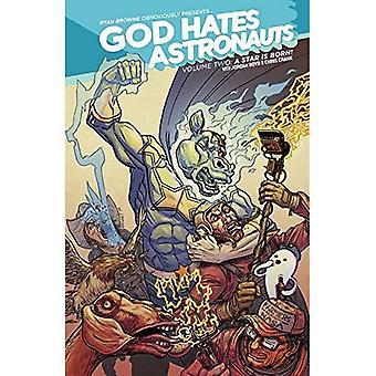 Gud hader astronauter bind 2 (Gud hader astronauter Tp)