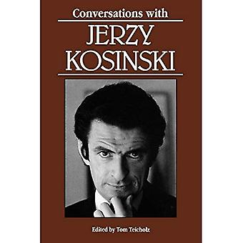 Conversations with Jerzy Kosinski (Literary Conversations)