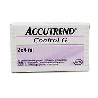 ACCUTREND G QC-LÖSUNG 1284878 2X4ML