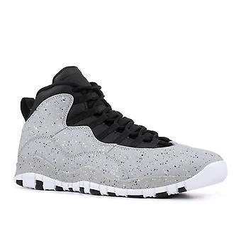 Air Jordan 10 Retro 'Cement' - 310805-062 - Shoes