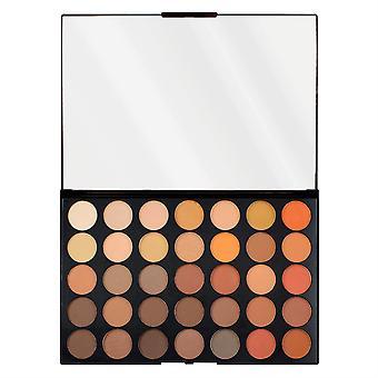 Make-up Revolution Pro HD Palette verstärkt 35 Inspiration
