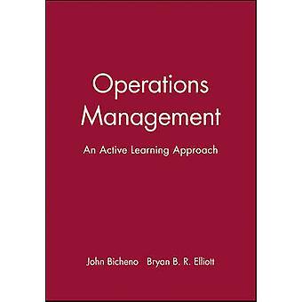 Operations Management by Bicheno & John