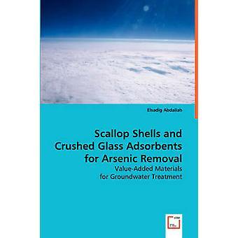 Conchas de vieiras e vidro moído adsorventes para remoção de arsênico por Abdallah & Alexandre