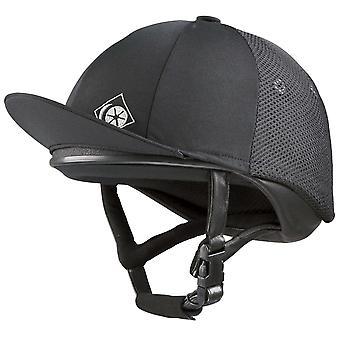 Charles Owen Kids J3 Skull Junior 61 Horse Riding Hat Helmet