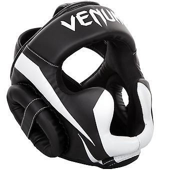 Venum Elite copricapo - bianco/nero