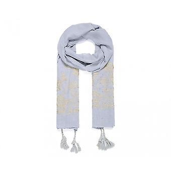 Intrigue Womens/Ladies Embroidered Sequin Scarf