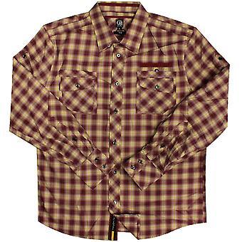 Cavi Aerial Long Sleeve Shirt Rumba Red