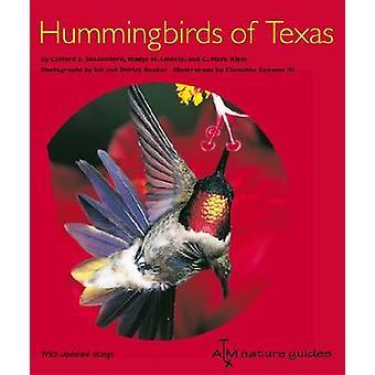 Kolibries van Texas-met hun nieuwe waaiers van Mexico en van Arizona (revi