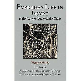 La vita quotidiana in Egitto nei giorni di Ramesses il grande