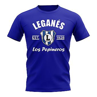 Leganes Established Football T-Shirt (Royal)
