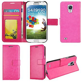 Wallet Case Galaxy S4 Mini, 2 cards with ID