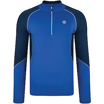 Dare 2b Mens Interfused Light Ilus Core Stretch 1/2 Zip Top