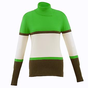MARBLE Marble Green Sweater 5405