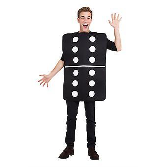 Bristol uutuus Unisex aikuisten Domino puku