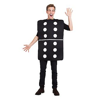 Bristol Novelty Unisex Adults Domino Costume